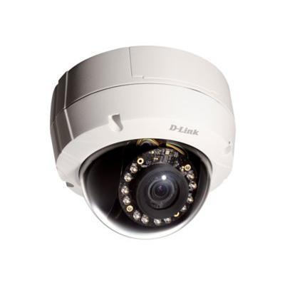 D-link Dcs-6513 Dcs 6513 Full Hd Wdr Day & Night Outdoor Dome Network Camera - Network Cctv Camera - Dome - Outdoor - Vandal / Weatherproof - Color ( Day&night
