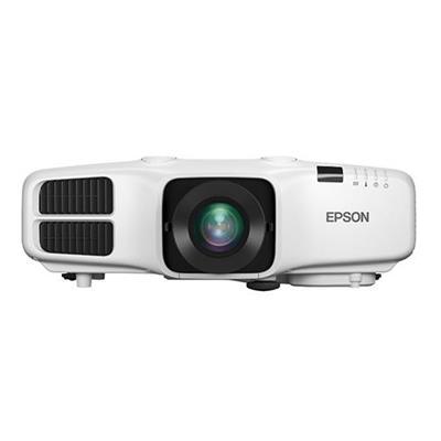 Epson V11H546020 PowerLite 4650 - LCD projector - 5200 lumens - XGA (1024 x 768) - 4:3 - LAN -  Brighter Futures Education Program with 2 years  Road Service Pr