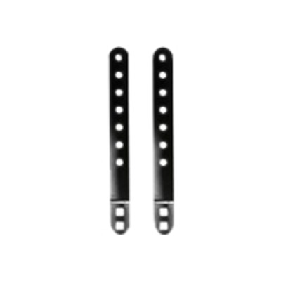 Omnimount Systems OCSBA OCSBA - Mounting component (2 mounting plates  2 soundbar brackets) for audio system - black