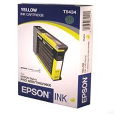 110ml Yellow UltraChrome Ink Cartridge for Stylus Pro 4000/7600/9600