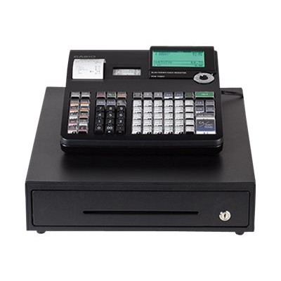 Casio PCR-T2300 PCR-T2300 - Cash register - silver