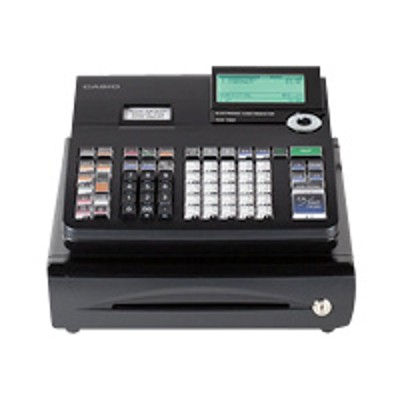 Casio PCR-T500 PCR-T500 - Cash register - silver