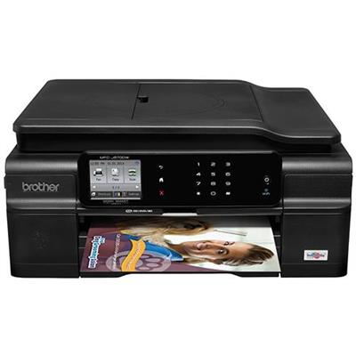 MFC - Multifunction printer - color - ink-jet - USB 2.0