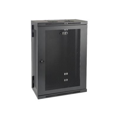 Tripplite Srw18us13 Smartrack Slim Wall Mount Cabinet (swing-out) - 18u