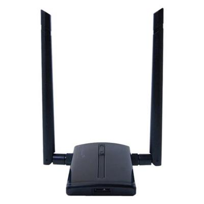 Amped Wireless ACA1 High Power 500mW Dual Band AC Wi-Fi USB Adapter - Network adapter - USB 3.0 - 802.11b  802.11a  802.11g  802.11n  802.11ac