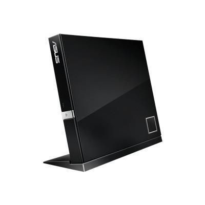 ASUS SBW-06D2X-U/BLK/G/AS SBW-06D2X-U - Disk drive - BDXL - 6x2x6x - USB 2.0 - external - black