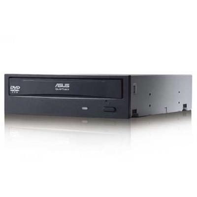 ASUS DVD-E818AAT/BLK/B/GE Black 18X DVD-ROM 48X CD-ROM SATA DVD-ROM Drive (Minimum Order Quantity 20)