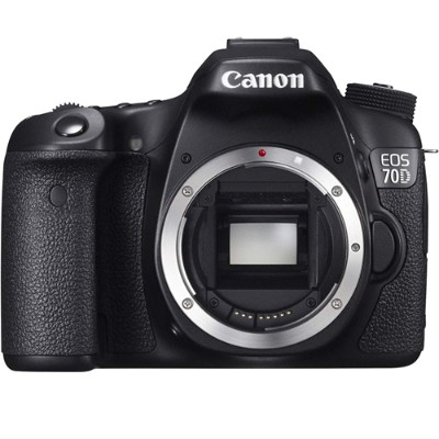 Canon 8469B002 EOS 70D - Digital camera - SLR - 20.2 MP - APS-C - 1080p - body only - Wi-Fi