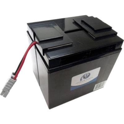 eReplacements SLA7-ER RBC7-SLA7-ER - UPS battery lead acid - for P/N: SMT1500  SMT1500I  SMT1500TW  SMT1500US  SU1400I  SU700XLI  SUA1500ICH-45  SUVS1400I
