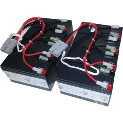 eReplacements SLA12-ER RBC12-SLA12-ER - UPS battery lead acid - for P/N: DL5000RMT5U  SU5000R5TBX114  SU5000R5TBXFMR  SU5000R5T-TF3  SU5000R5XLT-TF3