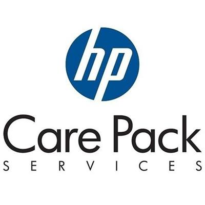 HP Inc. UZ380E 4-year Care Pack Business Priority Support with Next business day Exchange for Laserjet Printers