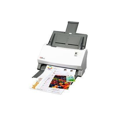 Plustek 783064425667 SmartOffice PS456U - Document scanner - Duplex - 9.6 in x 99.6 in - 600 dpi x 600 dpi - up to 80 ppm (mono) / up to 45 ppm (color) - ADF (1