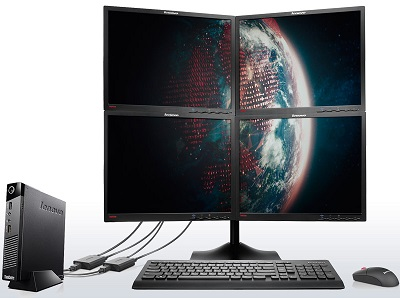 Lenovo ThinkCentre M93p Tiny