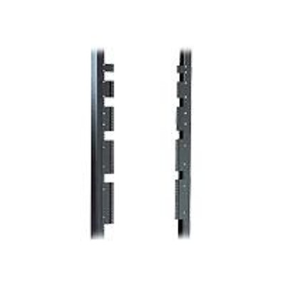 Black Box 37907 Rackmount Adapter - Rack bracket - 2U - 19/23