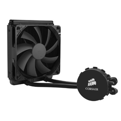 Hydro Series H90 High Performance Liquid CPU Cooler - liquid cooling system