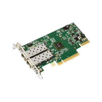 Solarflare Communications SFN7122F Flareon Ultra SFN7122F - Network adapter - PCIe 3.0 x8 - 10 Gigabit SFP+ x 2