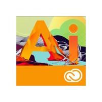 Adobe Illustrator CC - Multiple Platforms - Multi NorthAmerican Language - Licensing Subscription - Annual - 1 User - Promo