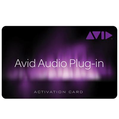 Avid 9900-65439-00 AUDIO PLUG-IN ACTIVATION CARD TIER 3