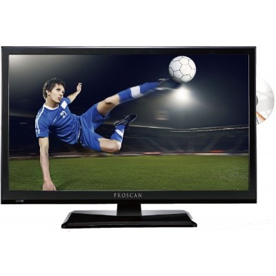 Curtis PLEDV2488A PROSCAN 24 LED TV/DVD COMBO