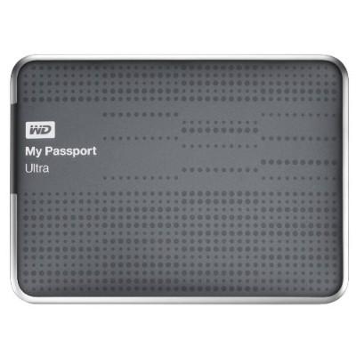 WD WDBMWV0020BTT-NESN 2TB My Passport Ultra - Titanium