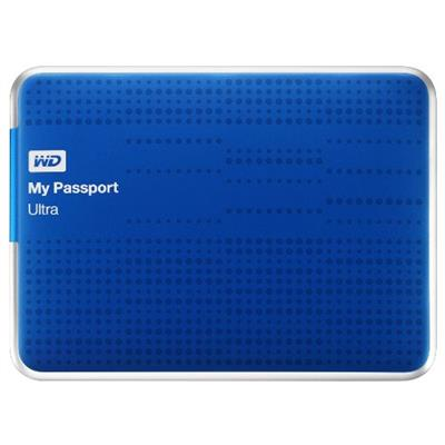 WD WDBPGC5000ABL-NESN 500GB My Passport Ultra - Blue