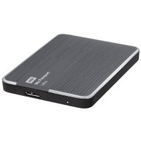WD 1TB My Passport Ultra - Titanium
