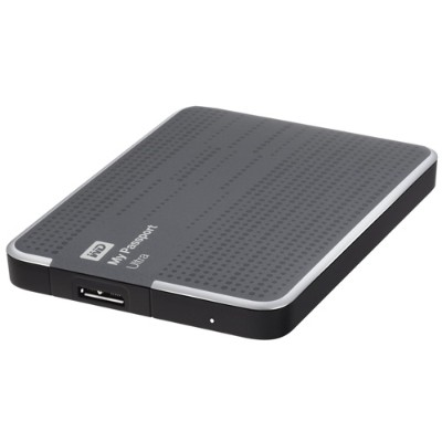 WD WDBZFP0010BTT-NESN 1TB My Passport Ultra - Titanium