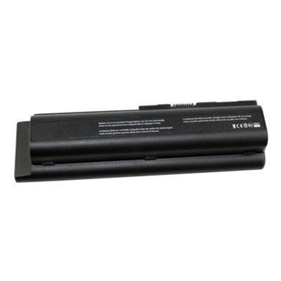 V7 KS526AA-V7 Notebook battery - 1 x lithium ion 12-cell 8800 mAh - for Compaq Presario CQ45  CQ60  CQ61  CQ70  HP G60  G61  G70  G71  Pavilion dv4  dv5  DV6