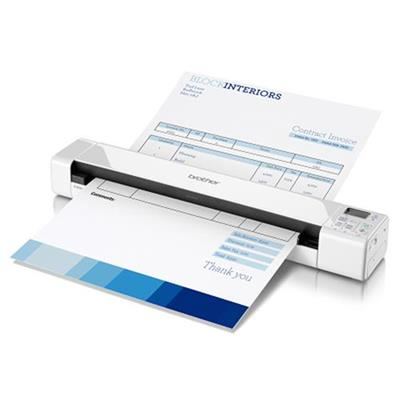 Brother DS-820W DSmobile 820W Wireless Mobile Color Page Scanner