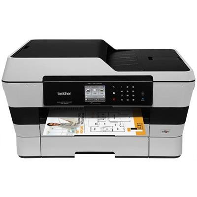 MFC-J6720DW Color Inkjet All-in-One Printer