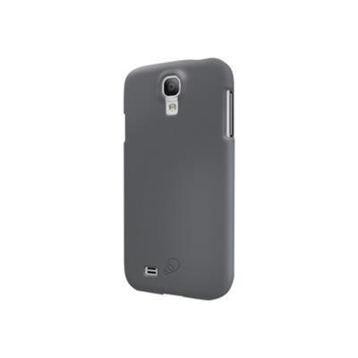 Cygnett CY1169CXFRO Feel - Case for cell phone - gray  charcoal - for Samsung GALAXY S4