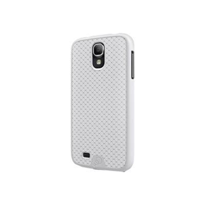 Cygnett CY1198CXURB UrbanShield Carbon Fiber - Case for cell phone - carbon fiber - white - for Samsung GALAXY S4