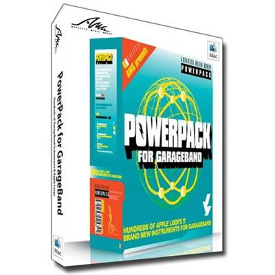 PowerPack for GarageBand not only gives you more than 700 brand new professional Apple Loops but also 55 brand new instruments crammed with 784 sonic 'widgets' ideal for remix