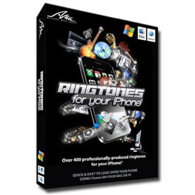 Ringtones for your iPhone is a collection of over 400 ready-to-load professionally produced ringtones for your iPhone.