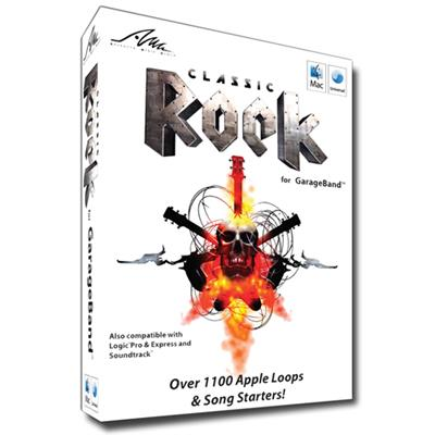 AMG AMGROCKALDL-ESD Rock for GarageBand Mac (Electronic