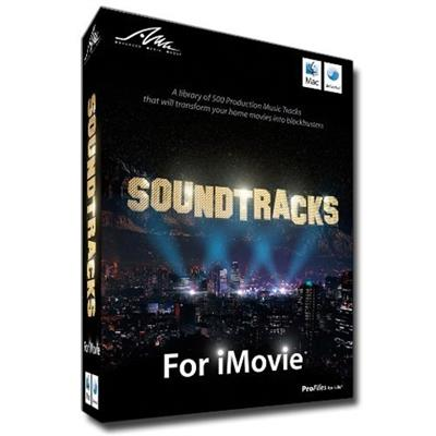 Soundtracks for iMovie gives all of you iLife users and fanatics access to the background tracks that the pros use to make your home and personal projects SIZZLE
