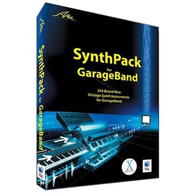 Brand new synthesizer instruments for GarageBand Another first for AMG 154 brand new vintage synth instruments for GarageBand.