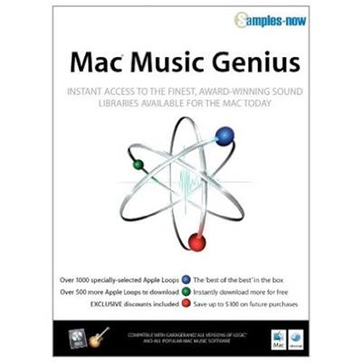 Instant access to the finest Award-Winning sound libraries available for the Mac today!