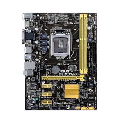 ASUS H81M-C/CSM H81M-C Micro ATX Motherboard - LGA 1150 Intel H81 SATA 6GB/S