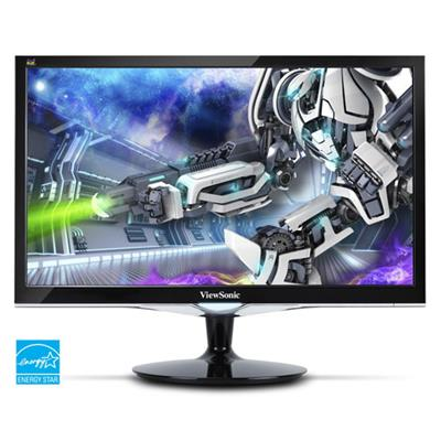 ViewSonic VX2452MH 24 1080p LED Monitor - Ultimate Monitor for Entertainment and Gaming