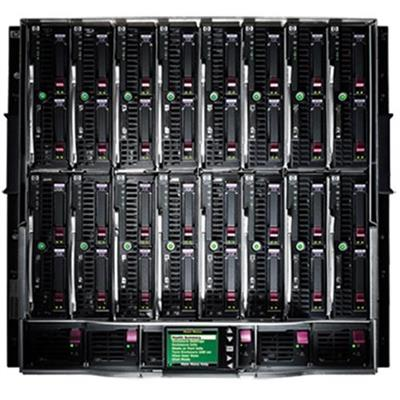 BLc7000 Enclosure - rack-mountable - up to 16 blades