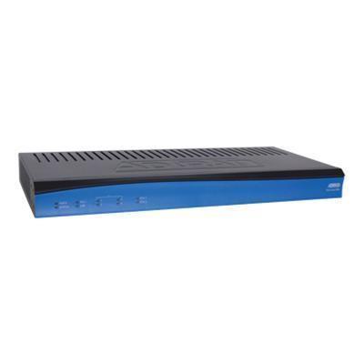 Adtran 4243924F2 Total Access 924e Gen 3 with Lifeline FXO - Router - GigE  HDLC  Frame Relay  PPP  MLPPP - VoIP phone adapter - rack-mountable  wall-mountable
