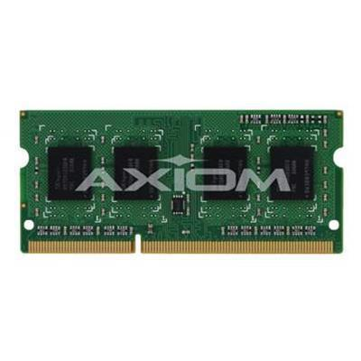 Axiom Memory A7022339-AX AX - DDR3L - 8 GB - SO-DIMM 204-pin - 1600 MHz / PC3-12800 - 1.35 V - unbuffered - non-ECC - for Dell Inspiron 3043  34XX  5348  5459