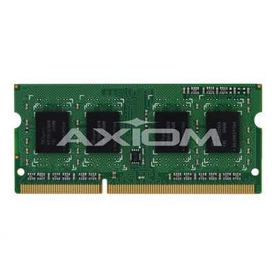Axiom Memory A6909766-AX AX - DDR3L - 4 GB - 1600 MHz / PC3-12800 - 1.35 V - for Dell Inspiron 3521  Latitude 3330  E6330  Precision Mobile Workstation M6700  X