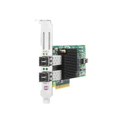 Hewlett Packard Enterprise AJ763SB Smart Buy 82E 8Gb 2-port PCIe Fibre Channel Host Bus Adapter