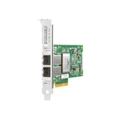 Hewlett Packard Enterprise AJ764SB Smart Buy 82Q 8Gb 2-port PCIe Fibre Channel Host Bus Adapter