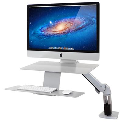 Ergotron 24-414-227 WorkFit-A  Sit-Stand Workstation - for Apple