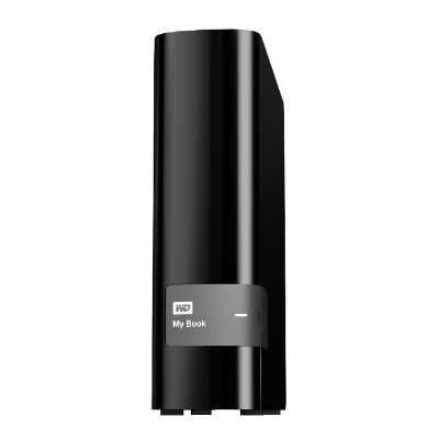 WD WDBFJK0040HBK-NESN 4TB My Book Desktop HDD