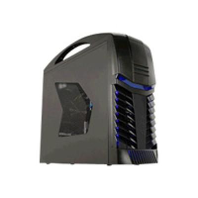 Super Micro CSE-732G-903B Supermicro SC732 G-903B - Mid tower - extended ATX 900 Watt - black - USB/Audio/E-SATA