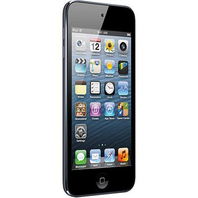Apple ME979LL/A Bundle iPod touch 64GB Space Gray (5th Generation) with Engraving